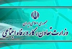 مدیرکل دفتر هدایت نیروی کار و کاریابیهای وزارت تعاون منصوب شد