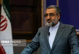 اسماعیلی: مرخصی  ۱۰۰ هزار زندانی تا پایان فروردین تمدید شد
