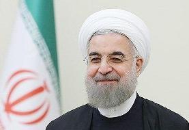 پیام تبریک روحانی به ملت ایران | رئیس جمهور عید فطر را به سران کشورهای ...