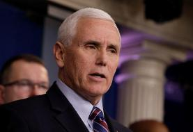 Pence says U.S. coronavirus guidance to be re-evaluated after 15-day period ends