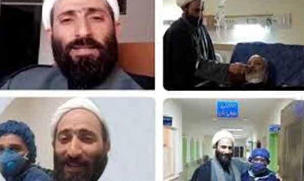 یکی از بیماران عیادت شده توسط روحانی مدعی طب اسلامی و بدون رعایت مسائل بهداشتی فوت کرد