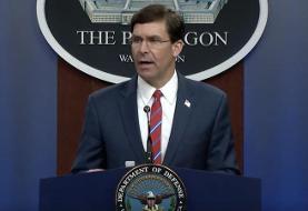 As coronavirus cases increase, Defense Secretary Mark Esper places new restriction on Pentagon