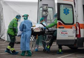 آمار فوتیهای کرونا در ایتالیا از ۶ هزار نفر گذشت