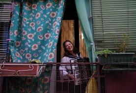 فیلم: خلاقیتهای کرونایی، از ساز و آواز ایتالیایی تا پارچههای تبریک ایرانی