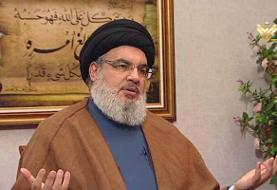لاریجانی درگذشت مادرهمسر سیدحسن نصرالله را تسلیت گفت