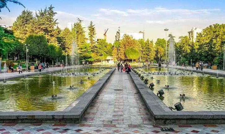 بوستانها و پارکهای پرند تعطیل شد
