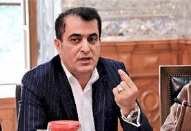 رئیس هیات مدیره استقلال عزادار شد