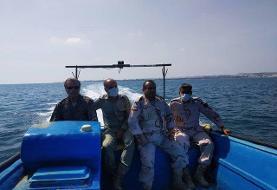 شکار غیرمجاز در جزیره خارکو مشاهده نشده است