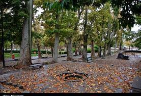 بوستانهای تهران تعطیل شد