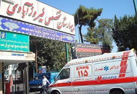 افزایش ۳۲۰ تخت بیمارستانی در ری | توسعه بیمارستان فیروزآبادی؛بزودی