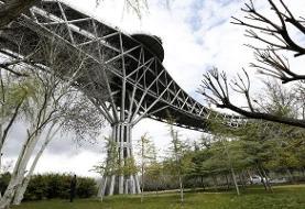 پل «طبیعت» تعطیل شد