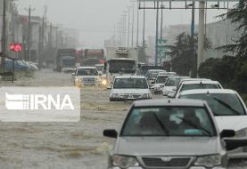هشدار هواشناسی در مورد احتمال وقوع سیل و طغیان رودخانهها