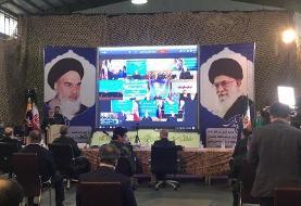 تقدیر لاریجانی از اقدامات ضدکرونایی سپاه / ایران جلوتر از کشورهای دیگر بوده است /اروپا دچار ...