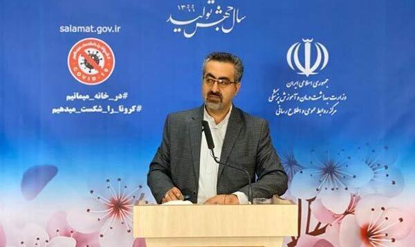 جهانپور: «خرداد» بدبینانه ترین زمان ریشه کنی کرونا است/ پزشکان بدون مرز ...