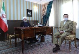 روحانی: امیدواریم با همکاری مردم، جشن نیمه شعبان برای ما جشن پایان کرونا در کشور باشد