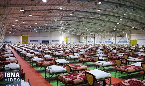 مجتمع بیمارستانی و نقاهتگاه ۲۰۰۰ تختخوابی ارتش در تهران