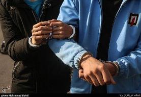 ببینید | اقدامات پلیسی برای بازداشت باقیمانده زندانیان فراری از زندان سقز