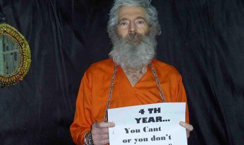 Family concludes former FBI agent Robert Levinson died in Iran