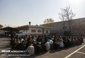 دستگیری ۱۴۲ سارق منزل در پایتخت