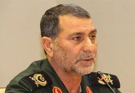 توضیح یک فرمانده سپاه درباره فرار زندانیان در سقز