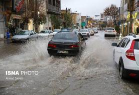 آغاز بارشها در کشور از عصر امروز /  پیشبینی بارش شدید در ۱۳ استان