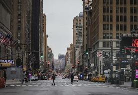 عقبنشینی ترامپ از قرنطینه نیویورک: توصیه سختگیرانه منع سفر صادر میشود