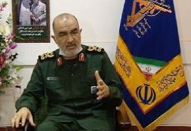 سرلشکر سلامی: قلمروی عملکرد سپاه گسترش یافته اما رسالت و آرمان سپاه ثابت است