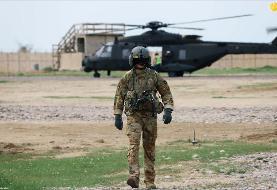 (تصاویر) خروج نیروهای آمریکایی از پایگاه القیاره عراق