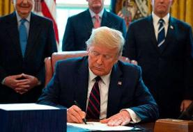 ترامپ صادرات لوازم حفاظت از کرونا را ممنوع کرد