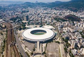 تبدیل سالنهای ورزشی المپیک ریو و لندن به بیمارستان برای بیماران کرونا