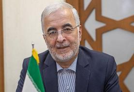 امیدوارم گامهای بلندی برای ارتقای عزت و عظمت ملت ایران بردارید