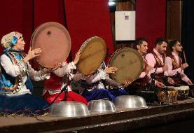پژوهشی در موسیقی مازندران