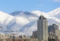 هوای تهران در نهمین روز سال قابل قبول است
