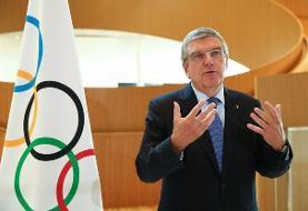 توضیح باخ در مورد تاریخ جدید بازیهای المپیک