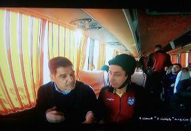 سرمربی مطرح فوتبال ایران در سریال پایتخت/عکس
