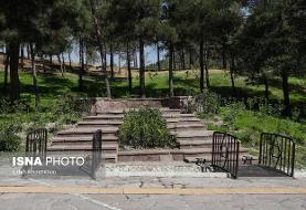 کلیه پارکها و تفرجگاهها در روز طبیعتبسته است/ مردم برای روز طبیعت ...