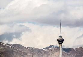 هوای مطلوب پایتخت طی امروز