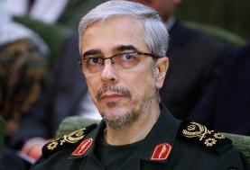 قدردارنی رییس ستاد کل نیروهای مسلح  از علی لاریجانی