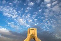 هوای تهران مطلوب است