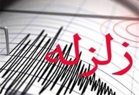 زلزله ۳.۷ ریشتری حصارگرمخان را لرزاند