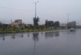 آغاز فعالیت سامانه بارشی در ۱۰ شهر سیستان و بلوچستان