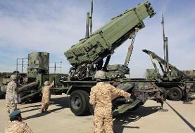 استقرار سامانه پاتریوت آمریکا در شمال و غرب عراق