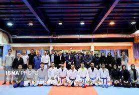 پایان خوش کاراته در ۹۸/ چهار سهمیه شیرین ایران