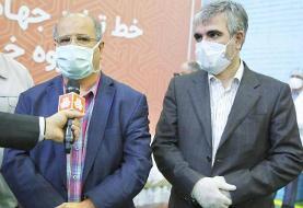 دکتر زالی: کیفیت و تنوع محلول ضدعفونیکننده سایپا بسیار بالاست