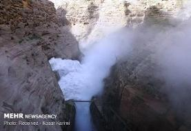 سدهای خوزستان سیلابهای ورودی را مهار کردند