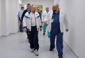 تست کرونای پزشک ملاقاتکننده با پوتین مثبت شد | وضعیت پوتین