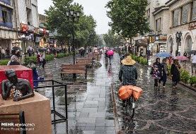 هشدار هواشناسی درباره تشدید بارشها در ۴ استان