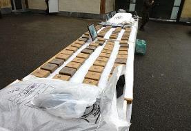 بیش از سه تن انواع مواد مخدر در خاش کشف شد