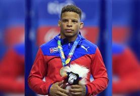 قهرمان المپیک به کرونا مبتلا شد