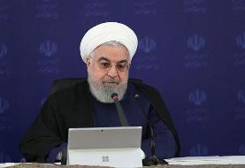 خبر خوش روحانی از نزولی شدن سیر ابتلا به کرونا /اجرای «مدل قرنطینه چینی» در ایران قابل اجرا نبود